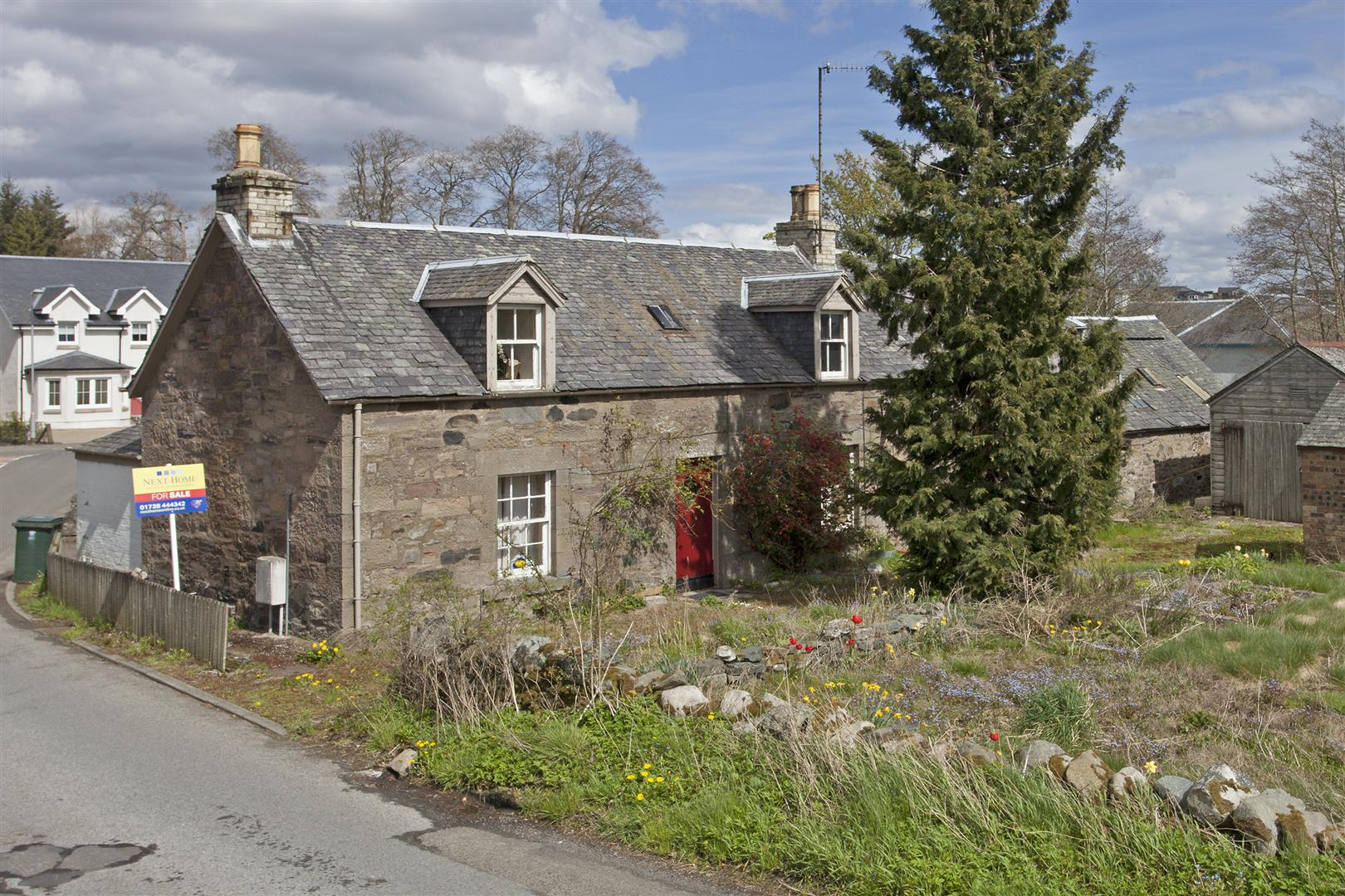 Coxland Farmhouse, Tulliebelton Road, Bankfoot, Bankfoot Perth, Perthshire, PH1 4BS, UK